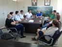 Emater entrega projeto de Readequação de Estradas Rurais ao município.