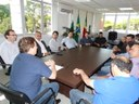 Juiz da comarca DR. Rodrigo convocou os vereadores para reunião sobre a APAC.