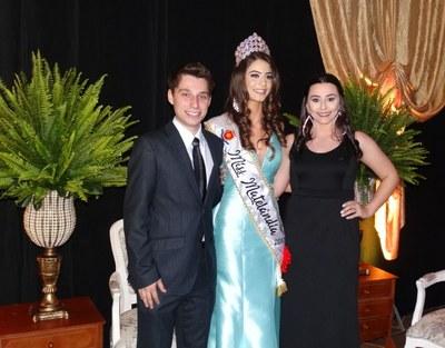 Miss Matelândia 2017 Amanda Reginatto.