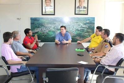 Novo Delegado da Comarca de Matelândia é Edgar Santana.