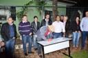 Vereadores acompanham entregas de equipamentos para as comunidades do Barreirão e Linha Ouro Verde