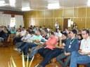 Vereadores acompanharam palestras sobre a cadeia do Leite.