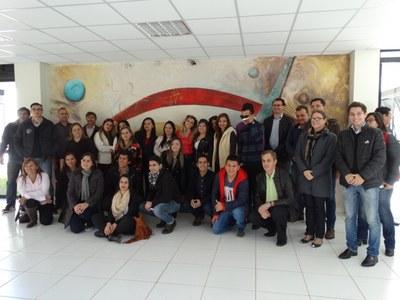 Vereadores de Matelândia visitam APAC em Barracão.