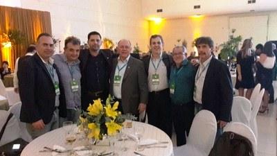 Vereadores matelandienses na 21ª Conferência Nacional de Legisladores