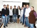 Vereadores participam de reunião do Comitê Gestor  de Controle da Dengue.