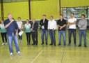 Vereadores prestigiam 1ª Etapa do Circuito Paranaense de Badminton em Matelândia.