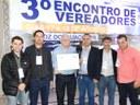 ACAMOP realiza 3º Encontro de Vereadores em Foz do Iguaçu