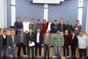 Alunos do CEEBJA participam de projeto em parceria com a Câmara Municipal de Matelândia