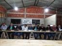 Câmara realiza mais uma Sessão Itinerante, desta vez na comunidade da Linha Duarte.
