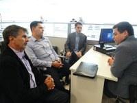 Comissão de Vereadores de Matelândia visita gabinetes dos deputados e vários órgãos na capital.