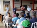 Dia de Campo da Emater apresenta novidades a produtores rurais.