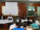 Instituto Emater e MDA orientam Agricultores sobre a cadeia do Leite.