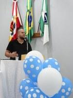 Presidente do Legislativo acompanha abertura da Semana Pedagógica 2019.