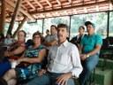 Vereadores acompanham Audiência Pública da Secretaria e Conselho Municipal de Educação e Cultura de Matelândia.