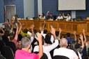 Vereadores acompanharam audiência pública do dia 14 na Câmara Municipal