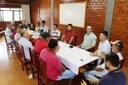 Vereadores acompanharam eleição a nova diretoria do CODER e do CSA