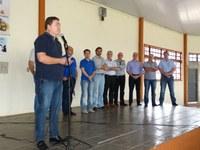 Vereadores de Matelândia acompanharam palestra sobre Brucelose e Tuberculose aninal promovido pelo CSA (Conselho de Sanidade Agropecuária).