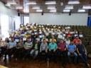 Vereadores de Matelândia participaram de entrega de certificados do Selo Prata aos funcionários da Secretaria da Saúde