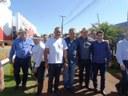 Vereadores de Matelândia visitam o Show Rural 2018.