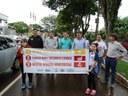 Vereadores participam da abertura da Semana do Meio Ambiente.