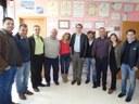 Vereadores visitam Associação de Proteção e Assistência ao Condenado em Barracão.
